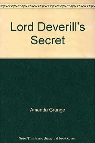 book cover of Lord Deverill\'s Secret