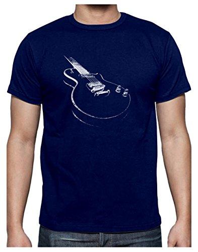 shirt Guitariste Fans Rock Homme Marine T Concert Guitare Pour Musicien UB0xOwaqaZ