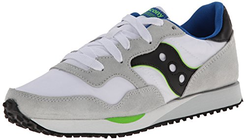 homme Bianco baskets S70124 15 nero TRAINER bas SAUCONY DXN OdqAO