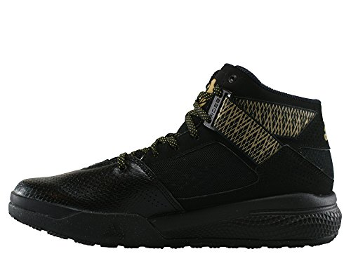 adidas Men's Trainers Black / Gold / White 3qu5lFT