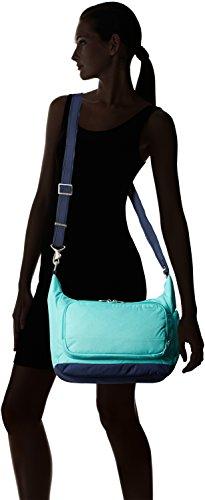 Pacsafe Citysafe LS200 Anti-Theft Handbag Lagoon