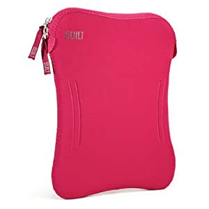 """Built - Funda para portátiles y iPad 10"""" color rosa"""