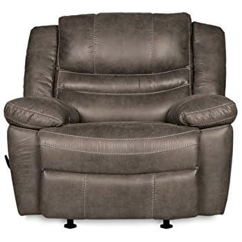 Amazon Com Simmons Upholstery Phoenix Mocha Cuddler