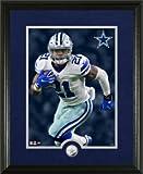 Dallas Cowboys Ezekiel Elliott Canvas Print Frame