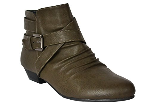 Carlton London, Damen Stiefel & Stiefeletten  grün khaki