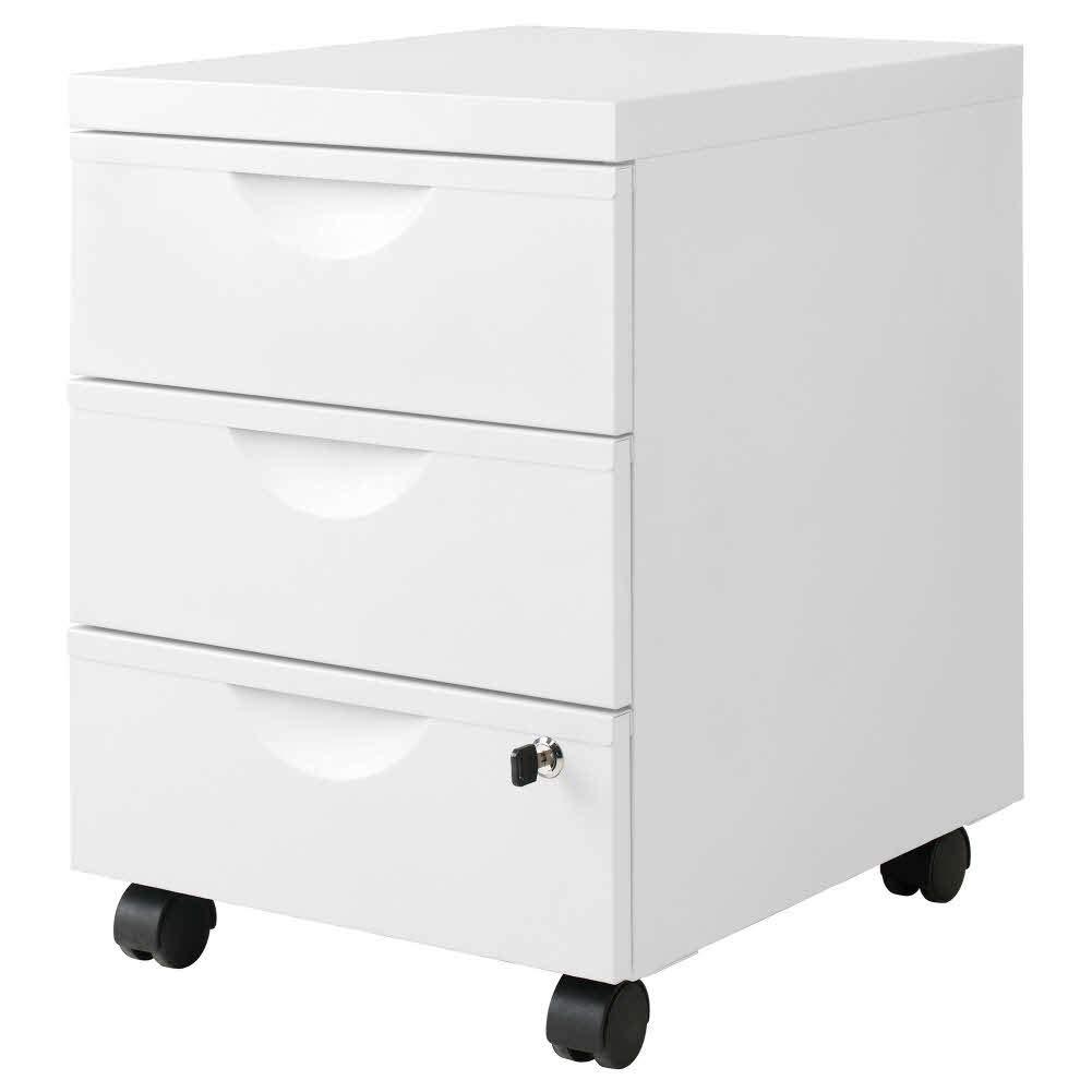 Amazon.com: IKEA ASIA Erik Drawer Unit w 3 Drawers on ...
