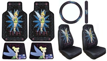 Prime Amazon Com Tinkerbell Tink Pixie Power 7Pc Combo Set Front Pabps2019 Chair Design Images Pabps2019Com