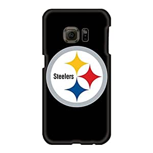 Protective Cell-phone Hard Covers For Samsung Galaxy S6 With Customized Realistic Pittsburgh Steelers 2 Image JacquieWasylnuk