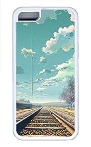 iPhone 5C Case TPU Customized Unique Print Design City Sights 07 iPhone 5C Cases