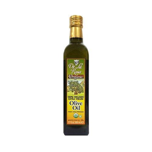Delros Olive Oil,Extra Virgn,Og 1 Count (Pack Of 6) by Delros