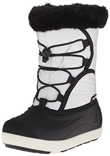 Kamik Fleet Snow Boot (Toddler/Little Kid/Big Kid) White