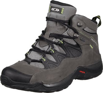 Salomon Elios Mid GTX 3 Calzado para senderismo gris