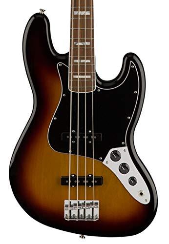 Fender Classic Series 70's Jazz Bass -Pau Ferro Fingerboard - 3-Color Sunburst by Fender (Image #1)
