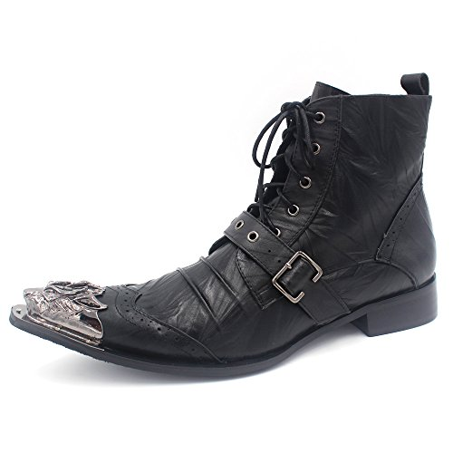 Italian Motorcycle Boots - 9