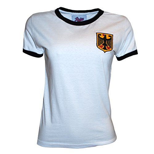 Retro 1970 Jersey (Retro League Germany 1970 Women Shirt (Large))