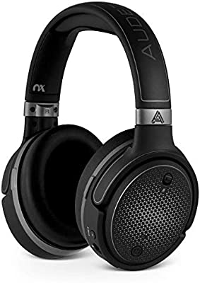 Audeze Mobius Premium 3D Gaming Headset with Surround Sound, Head Tracking  and Bluetooth  Over-Ear Gaming Headphones for PCs, Playstation 4 and