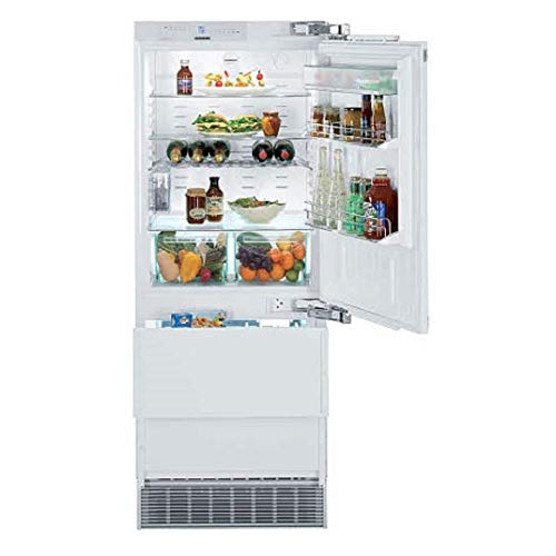 Liebherr HC 1550-30 Inch Fully Integrated Refrigerator with Dual Freezer Drawers(right hinge) ()