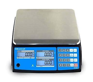 RETAIL,DELI,MARKETS NTEP 60 lbs DUAL RANGE PRICE COMPUTING SCALE