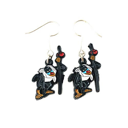 Lion King Rafiki Standing Fashion Novelty Dangle