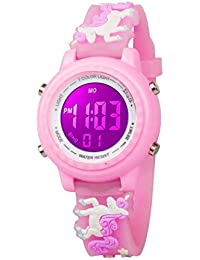 Kids Digital Watch, 3D Lovely Cartoon Led Watch for Girl and Boy - Best Gift