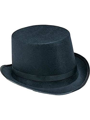 Wholesale Costume Top Hats (Rubie's Costume Child's Black Dura-Shape Top Hat)