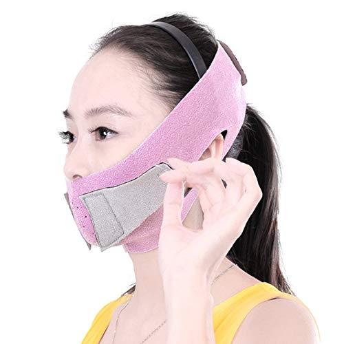 Beauty V-Line Face Mask Belt Chin Neck Jaw Balancing Sleeping Lift Up Sheet