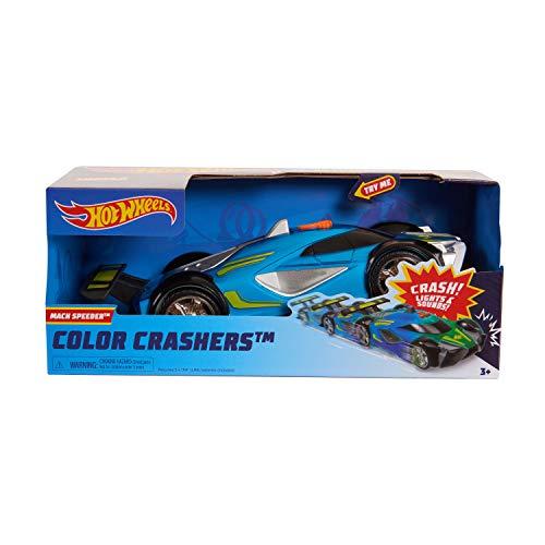 [해외]Hot Wheels Race N Crash Mach Speeder / Hot Wheels Race N Crash Mach Speeder