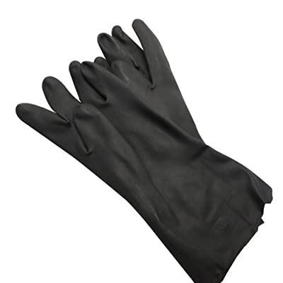 Dynamic Paint AF2808EL Heavy Duty Industrial Gloves, Size Extra Large, One Pair