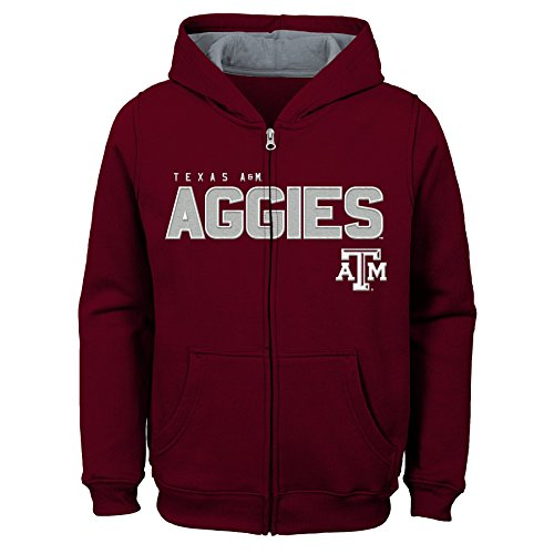 Hoodie Youth Maroon (NCAA by Outerstuff NCAA Texas A&M Aggies Kids & Youth Boys