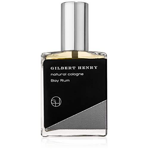 Gilbert Henry Bay Rum Cologne. Made With Natural, Aromatherapy Grade Essential Oils From Around The (Aromatherapy Cologne)