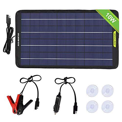 portable 12v solar panel - 1