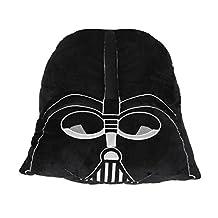 Star Wars 93521-LIC-CUSH-DRTH Darth Vader Jumbo Play Character, Black