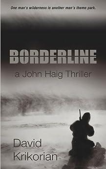 BORDERLINE by [Krikorian, David]