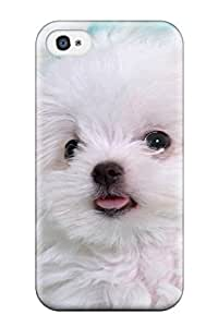New Arrival Cover Case With Nice Design For Iphone 4/4s- Babies Funny Cell Phone
