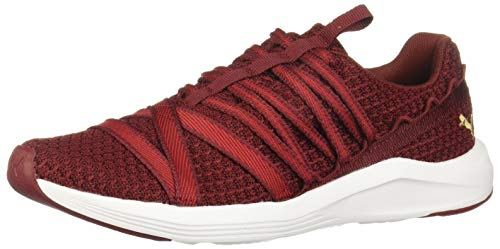 Puma Prowl Women's Pomegranate Sneaker Alt US 9 White M 2 wgO5wR