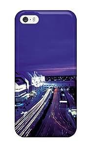 New Arrival AuoXDFu4213ShiNI Premium Iphone 5/5s Case(berlin City )