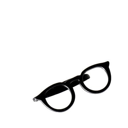 JTXZD Broche n Camisa de Hombre Clip para Corbata Gafas metálicas ...