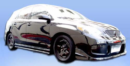 Duraflex 100407 2003-2008 Toyota Matrix Duraflex JDM Buddy Side Skirts Rocker Panels - ()