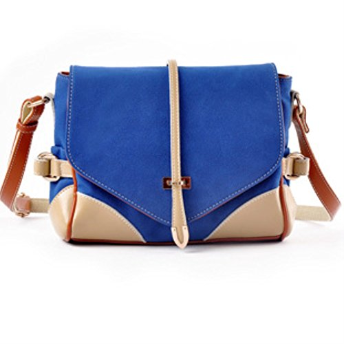 Hifish Hb125121c1 Leather Fashion Women's Handbag Square Cross-section Messenger Bag