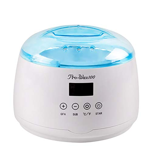 Wax Warmer Hair Removal Waxing Kit Constant Temperature Setting Electric Wax Heater Pot For Hair Removal