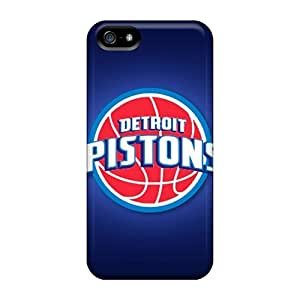 For Tanya5423 Iphone Protective Case, High Quality For Iphone 6plus Detroit Pistons Skin Case Cover