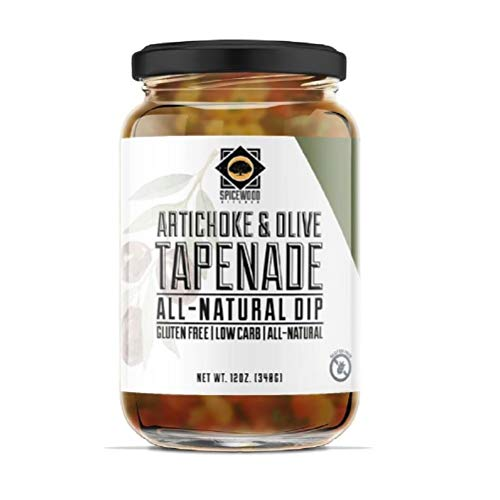 Classy Delites Artichoke and Olive Tapenade (12 Ounce)