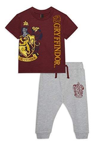 Primark Camiseta - Bebé-Niños Multicolor Red - Gryffindor 18 ...