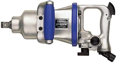 ベッセル(VESSEL) エアーインパクトレンチダブルハンマー GT-S220W