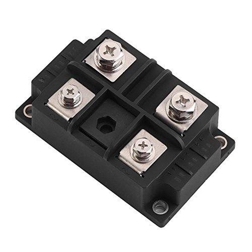- 400A 1600V Single-Phase Diode Bridge Rectifier,Acogedor High Power 4 Terminals Singe Phase Bridge Rectifier Module