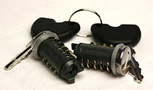 Ignition Lock Set for Piaggio ET2 ET4 LEADER, Zip, Zip SP, Fly, Liberty, Vespa LX –  S 50/100/125 Vespa LX-S 50/100/125 Citomerx