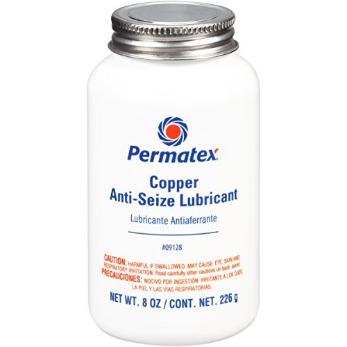 Permatex 09128 Copper Anti-Seize Lubricant, 8 oz. by Permatex