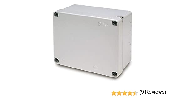 Famatel 3073 - Caja derivación estanca 160x135 tornillos: Amazon.es: Bricolaje y herramientas