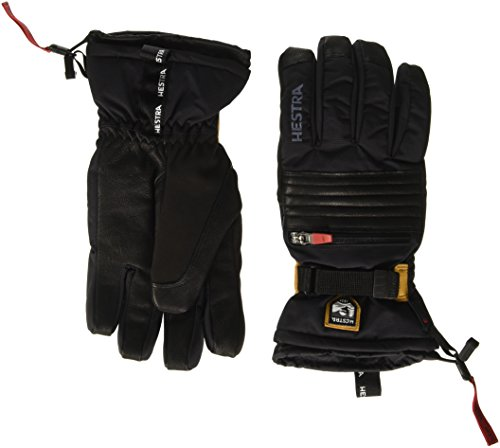Hestra All Mountain Czone Gloves, Black, Size 7 - Buy -8834