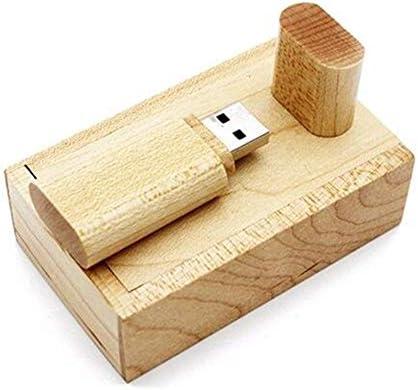 USB 2.0 Memory Bar - Memoria USB con Caja de Madera (32.0GB): Amazon.es: Informática